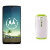 Celular Libre Motorola Moto G7 64gb Camara Dual Cargador!