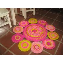 Alfombras hechas en telar con lana de oveja bordadas a - Alfombras hechas a mano con lana ...