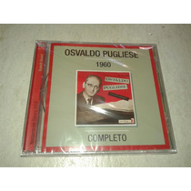 Osvaldo Pugliese - 1960 Completo - Cd Nuevo Y Original