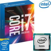 Procesador Intel Core I7 6700k Skylake 1151 6ta Gen +q 6700