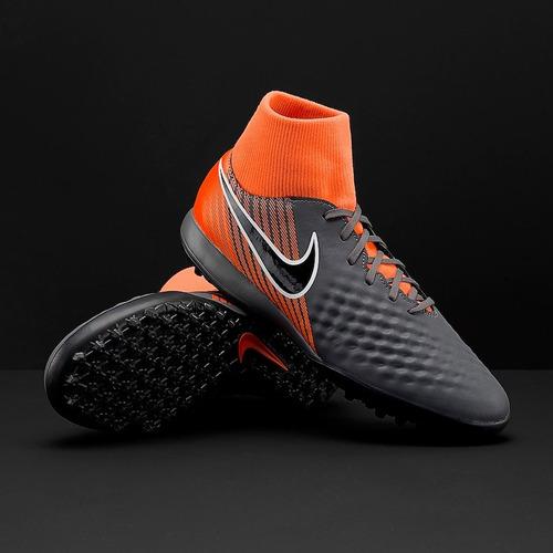 f8067b93a Botin Botita Nike Magista Obra Ii Tf Futbol 5