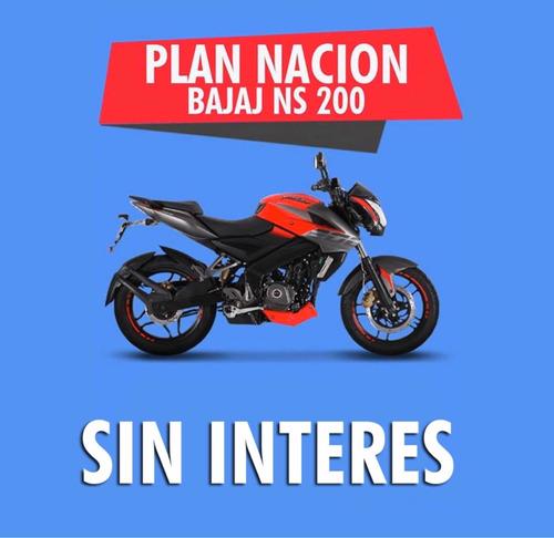 12 Sin Interes  18 X $ 12305   Bajaj  Ns  200 0km