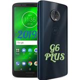 Celular Motorola Moto G6 Plus 64gb Original + Vidrio+envío