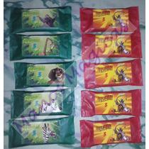 Candy Bar Madagascar Golosinas Personalizadas 10 Chicos