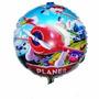 Globo Metalizado Aviones Planes Disney Souvenir