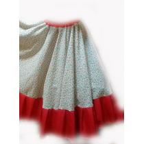 76aa4fec47 Pollera Dama Danzas Folkloricas Argentinas Y Latinoamericana en ...