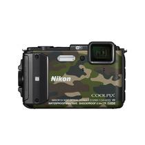 Nikon Coolpix Aw130 Sumergible + 16g + Regalos 12 Cuotas
