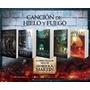 Juego De Tronos - Game Of Thrones - Saga X 5 - George Martin