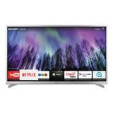 Tv Led Smart 50 Full Hd  Sharp Sh5016mfi
