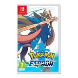 Pokemon Sword Espada Nintendo Switch Fisico Caballito