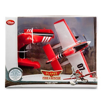 Disney Store Planes Dusty Con Disparador De Vuelo Unico!