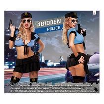Disfraz Policia Sexyy. 4bidden