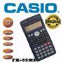 Calculadora Cientifica Casio Fx-95ms Y Fx-82es Plus Gtia