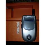 Celular Nextel I733 Reacondicionado Importado De Usa Libre