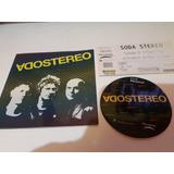 Soda Stereo Reliquia Entrada+programa+calco Gira Mvv Argenti