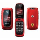 Nextel Motorola I897 Ferrari Rojo Red Edición Especial Libre