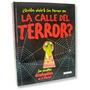 La Calle Del Terror - Libro Con Pop - Up - Ed. Sigmar