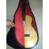 Funda Guitarra Criolla Acolchadas Friselina Con Cierre