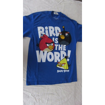 Remera Angry Birds Talle 8