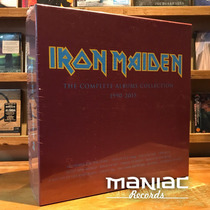 Iron Maiden The Complete Albums Collection 1990 2015