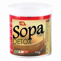 Sopa DETOX - Sabor Italiano - 300g - Mosteiro Devakan
