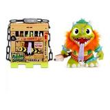 Crate Creatures Monstruito Interactivo Sizzle 54912  E. Full