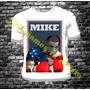 Remeras Boxeo Mike Tyson Estampa Hoja A3!!!