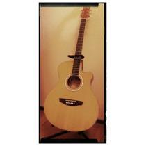 Guitarra Electroacustica Parquer Excelente Oferta