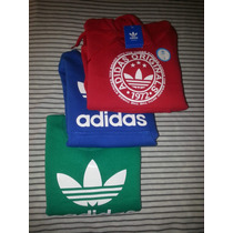 Buzos Friza Adidas Originals Niños - 4 Al 16 - Los Mejores!