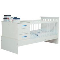 Cuna Funcional Cama Bebe Infantil Serie 5 - Mosconi - Initio
