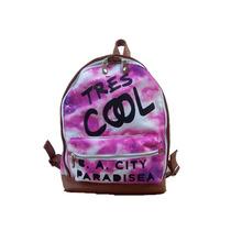 Mochila Jansport Carteras Mujer Zapato Cuero Paradisea
