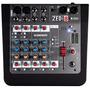 Allen And Heath Zedi8 Mixer 4 Canales 2mic/line 2estereo Usb