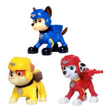 Paw Patrol Fig Air Rescue De Goma Surt Int 16612 Original