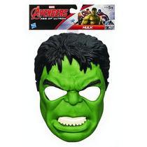 Marvel Avengers Age Of Ultron Mascara Plástico Hulk Hasbro