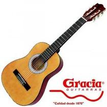 Guitarra Criolla Clasica Gracia M5 Mediana (musica Virreyes)