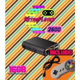 Consola Retroplayer Con 2 Joysticks Retro - Cuotas S/interés