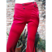 Pantalones Oxford De Plush