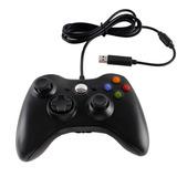 Joystick Mando Para Microsoft Xbox 360 Cable Pc Windows