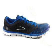 Zapatilla Dunlop Running Azul Hombre 39 Al 45