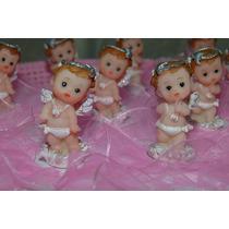 Angel Souvenir Nacimiento Bautismo Baby Shower X 10un