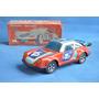 Porsche Carrera Gorgo Martini Ypf Friccion Juguete Antiguo