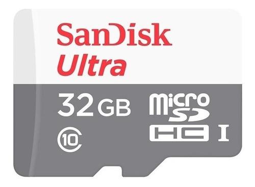 Tarjeta De Memoria Sandisk Sdsqunb-032g Sdsqunb-032g-gn3ma Ultra 32gb