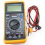 Multimetro Capacimetro Tester M890g Mide Temperatura