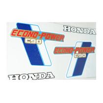 Calco Honda Econo Power C90. Mod 93- Jgo Completo