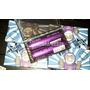 Bateria Pila Efest 18650 3000mah, 35a Purple