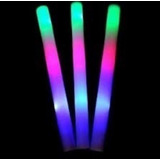 Barras Goma Espuma Luminosa Led Rompecocos Multicolor