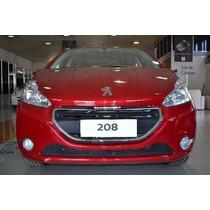 Peugeot 208 Active $70000 Y Cuotas Plan Nacional 2016!!
