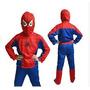 Disfraz Del Hombre Araña- Spiderman