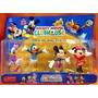 Mickey Mouse Y Sus Amigos - Set De 4 Muñecos - 10cm