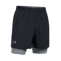 Short Under Armour Training Ua Qualifier 2-in-1 Hombre Ng